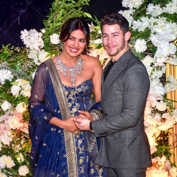 priyanka chopra and nick jonas second wedding reception