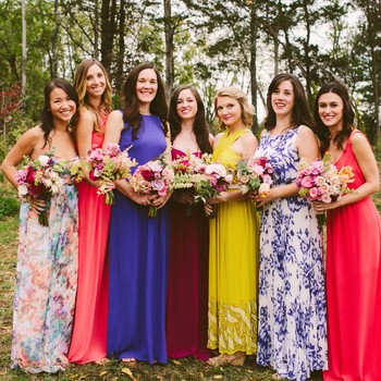A Spring Bridesmaid's Survival Guide