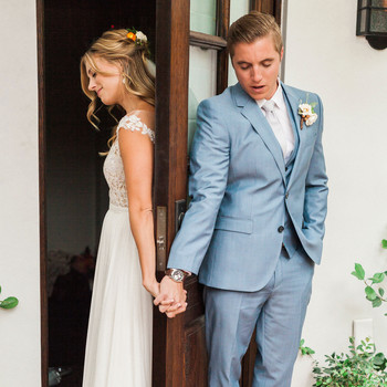 aubrey austin wedding not looking