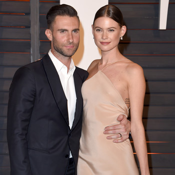 7 Times Adam Levine and Behati Prinsloo Gave Us #RelationshipGoals