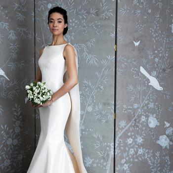 "legends romona keveza ""L9125"" wedding dress spring 2019"