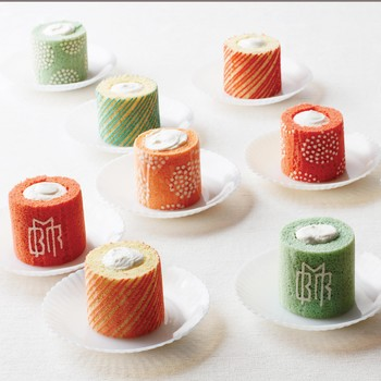 Japanese Sponge Cakes Recipe