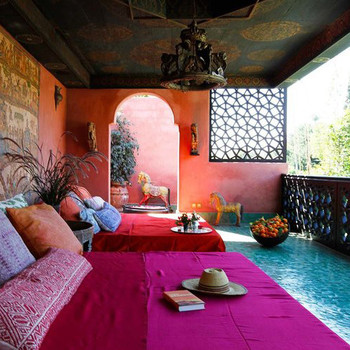 romantic honeymoon villas dar jl luxury villas bedroom