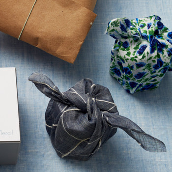 Jar Fabric Wrapping