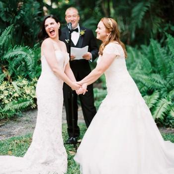 brides ceremony