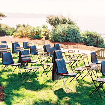 rob franco wedding ceremony seating