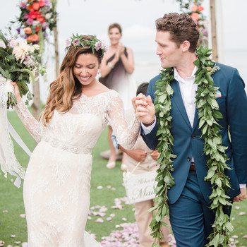 Matthew Morrison and Renee Puente's Wedding Playlist