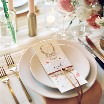 cassandra jason wedding place setting