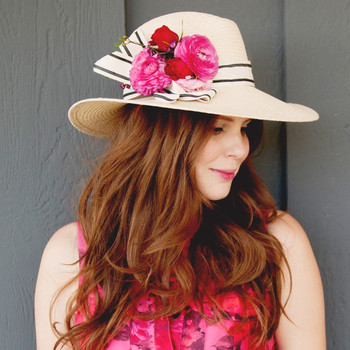 Day-at-the-Derby Hat