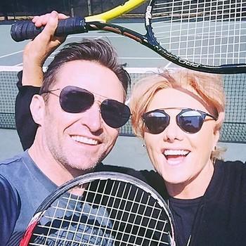 Hugh Jackman and wife Deborra-Lee Furness celebrate 21st anniversary