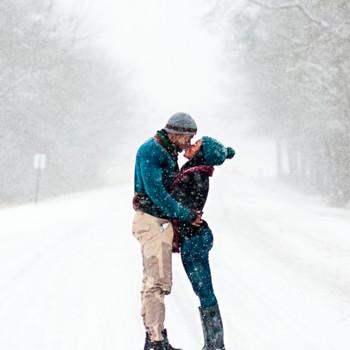 4 Heartwarming Wedding Moments Winter Storm Jonas Couldn't Even Stop