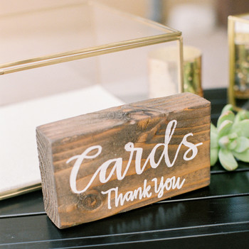 wedding gift tables rachel solomon photography wooden sign