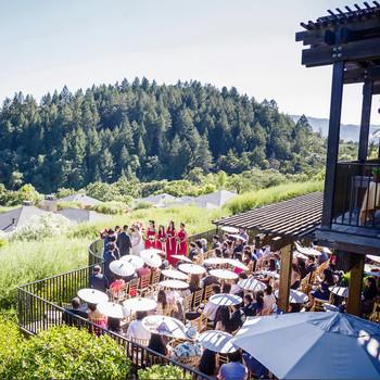 best california wedding venues auberge du soleil