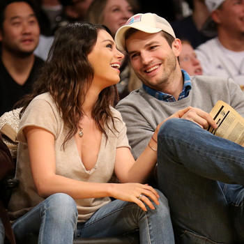 This Is How Ashton Kutcher Asked Mila Kunis to Move In with Him