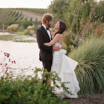 Corinne and Patrick's Vineyard Wedding Video