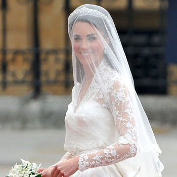 Kate Middleton's Wedding Hairdresser Gives His Top 5 Tips for Perfect Royal Wedding Hair