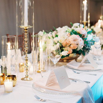 84 Candle Centerpieces That Will Light Up Your Reception Martha