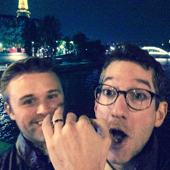 Ryan's Paris Fashion Week Marriage Proposal Turns a Wrap Party Into a Night to Remember