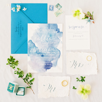 Wedding Invitations Cards Stationery Martha Stewart Weddings