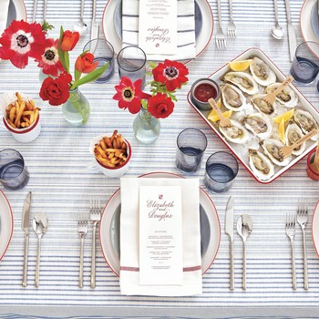 Add a Pop of Color to Your Wedding Registry with These Bold Red Gift Ideas