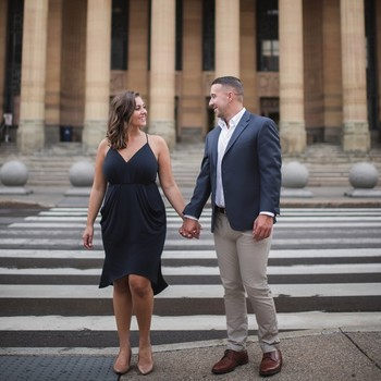 Caralyn Mirand and Fiance Brian Engagement Photos