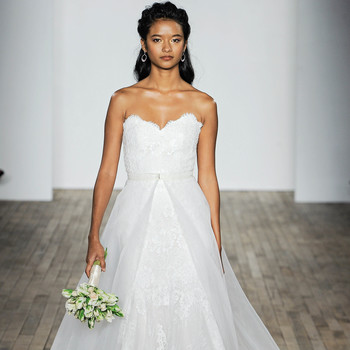 Allison Webb Sweetheart Wedding Dress Fall 2018