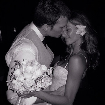 7 Years of Gisele Bündchen and Tom Brady
