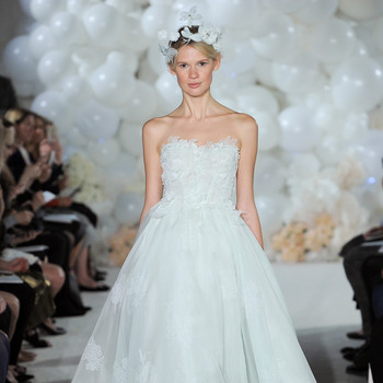 mira zwillinger wedding dress spring 2018 tulle a-line