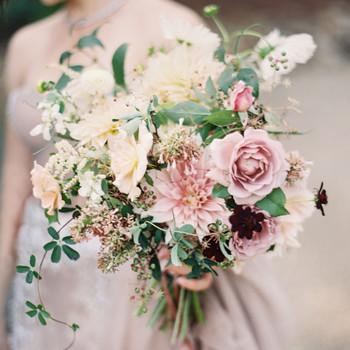 beth aaron wedding bridal bouquet
