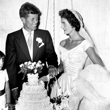 Jackie Kennedy's Wedding Dress Had to Be Completely Remade 10 Days Before Her Nuptials