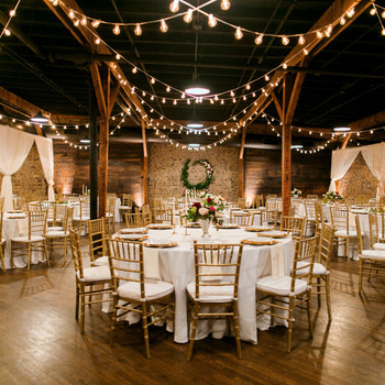 Everything You Need to Know About Planning a Warehouse Wedding
