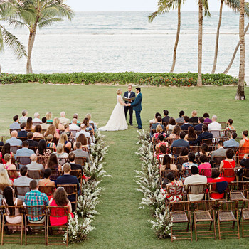elizabeth sohale wedding dominican republic ceremony