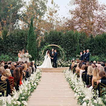 kelsey joc wedding santa barbara california ceremony