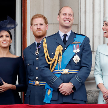 Prince Harry and Meghan Markle Will Reunite with Prince William and Kate Middleton on Commonwealth Day