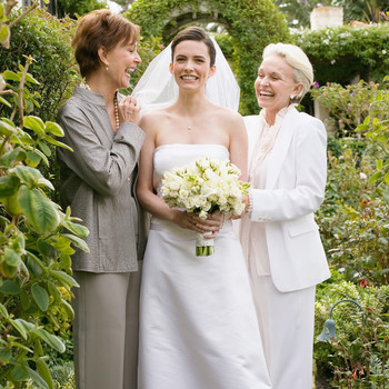 How to Include Your Future Mother-in-Law in the Wedding Prep Without Making Your Mom Jealous