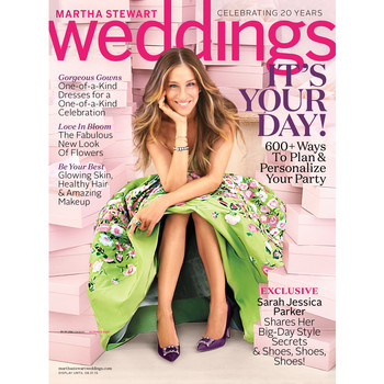 Behind the Scenes at Sarah Jessica Parker's Summer 2015 Cover Shoot