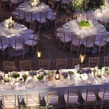 David Stark's Guide to Choosing the Right Reception Tables