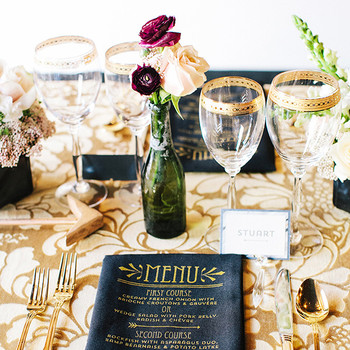 The Pros and Cons of Asking Guests to Choose a Reception Meal When They RSVP