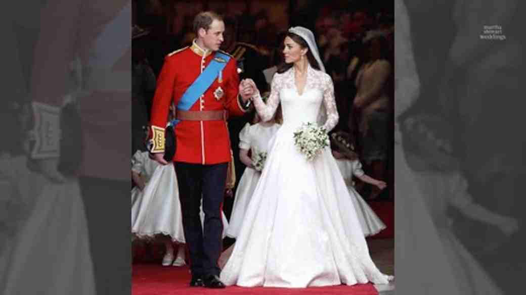 The 10 Best Royal Wedding Dresses of All Time