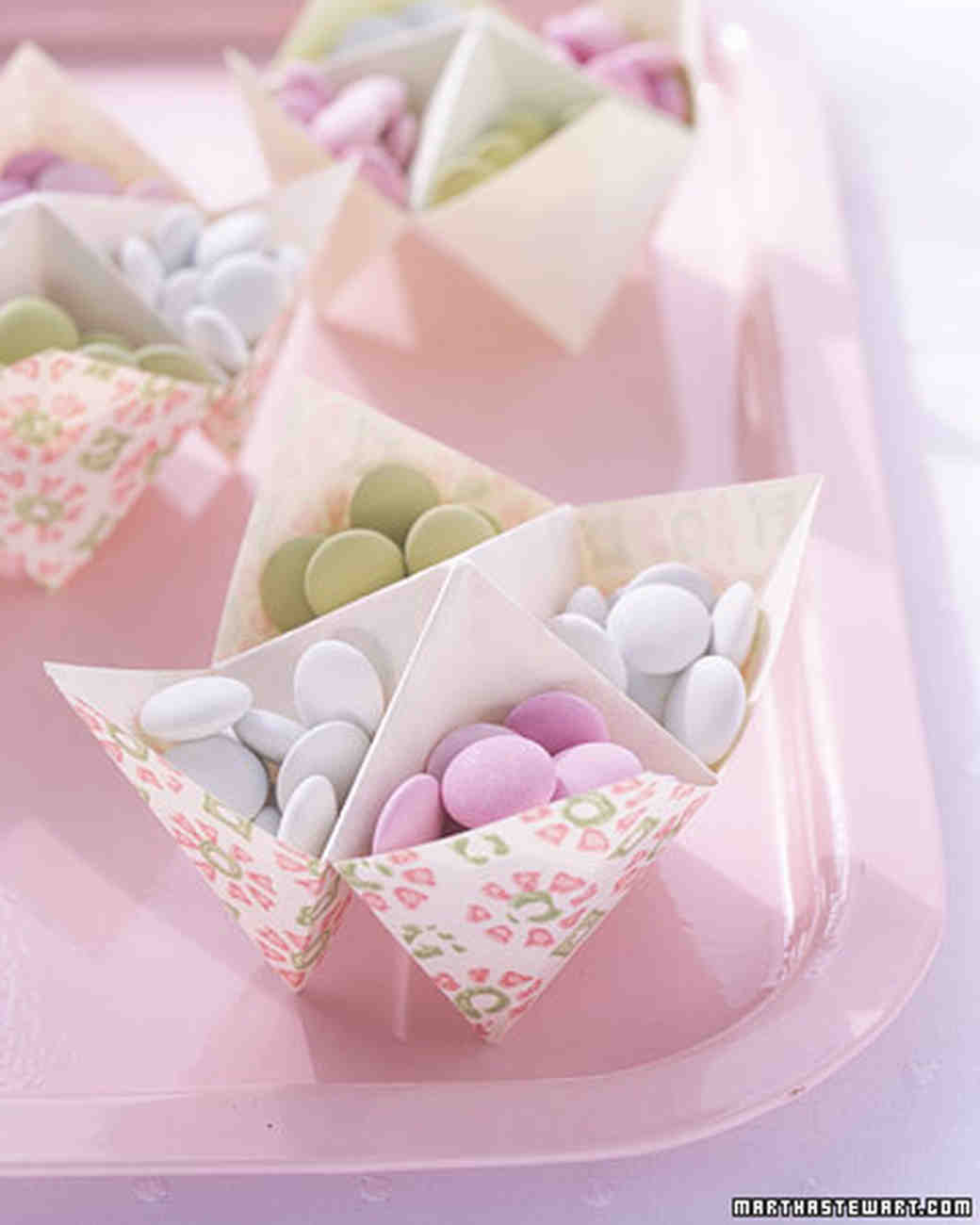 Candy Wedding Favor Ideas | Martha Stewart Weddings