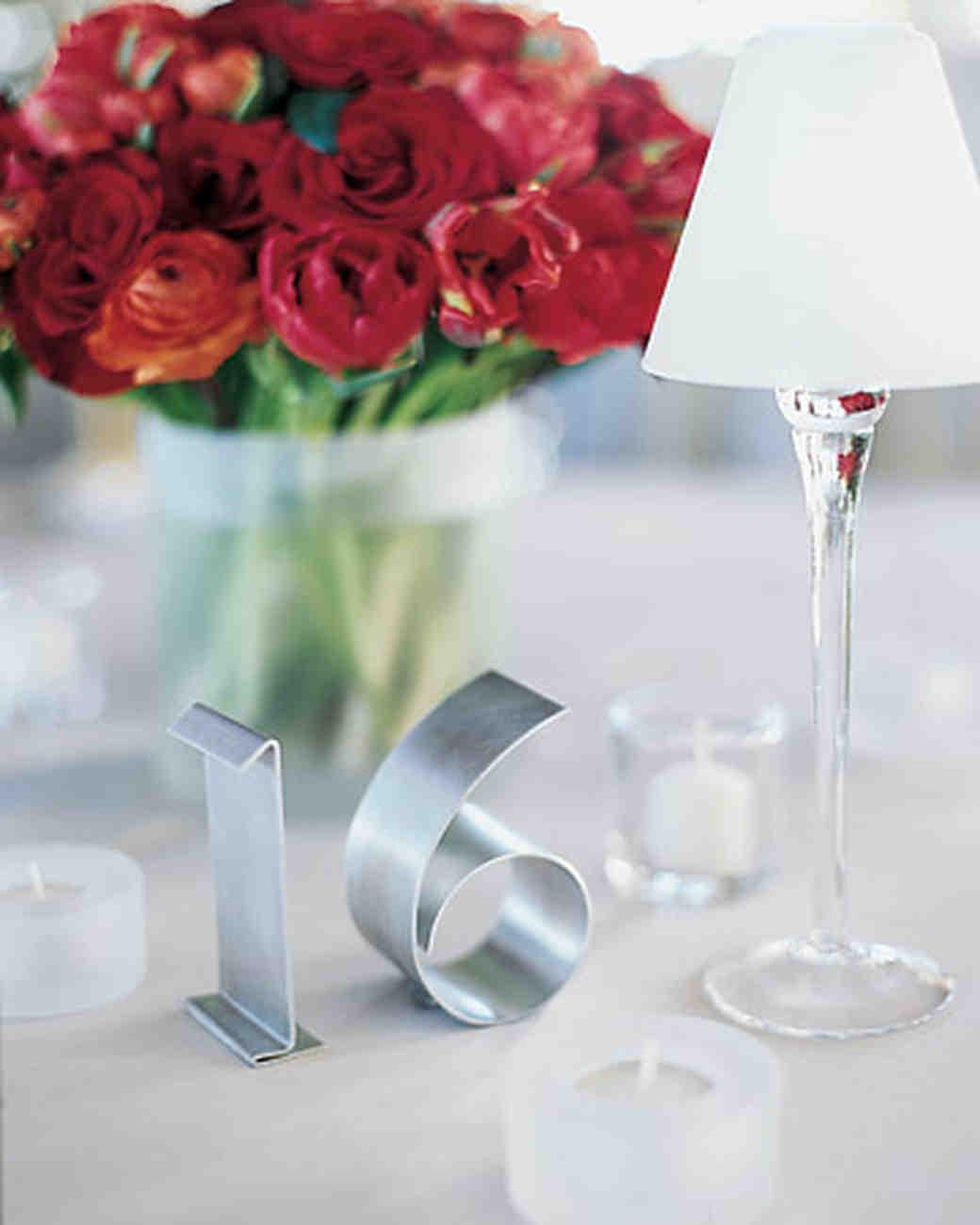 Modern Wedding Centerpieces | Martha Stewart Weddings