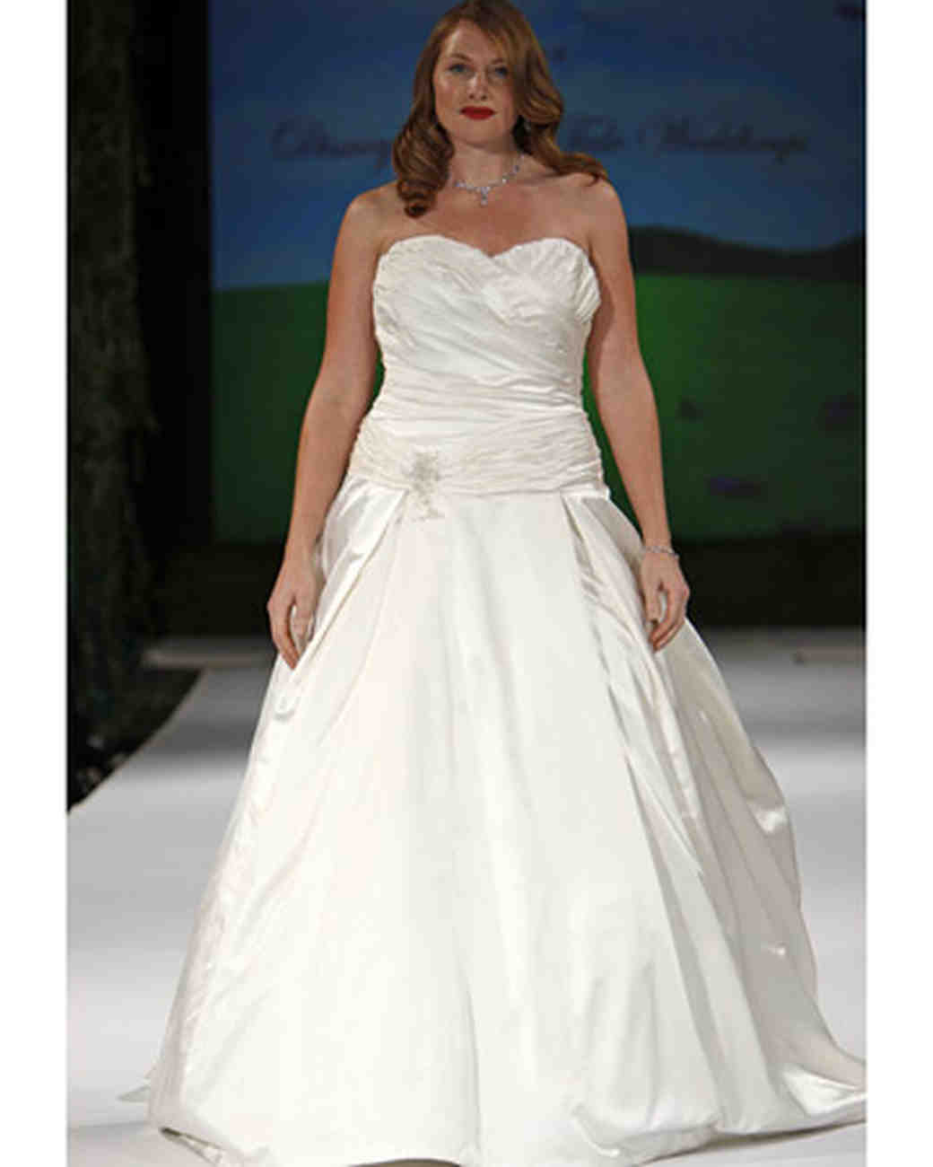 Kirstie kelly for disney spring 2009 bridal collection martha kirstie kelly for disney junglespirit Image collections