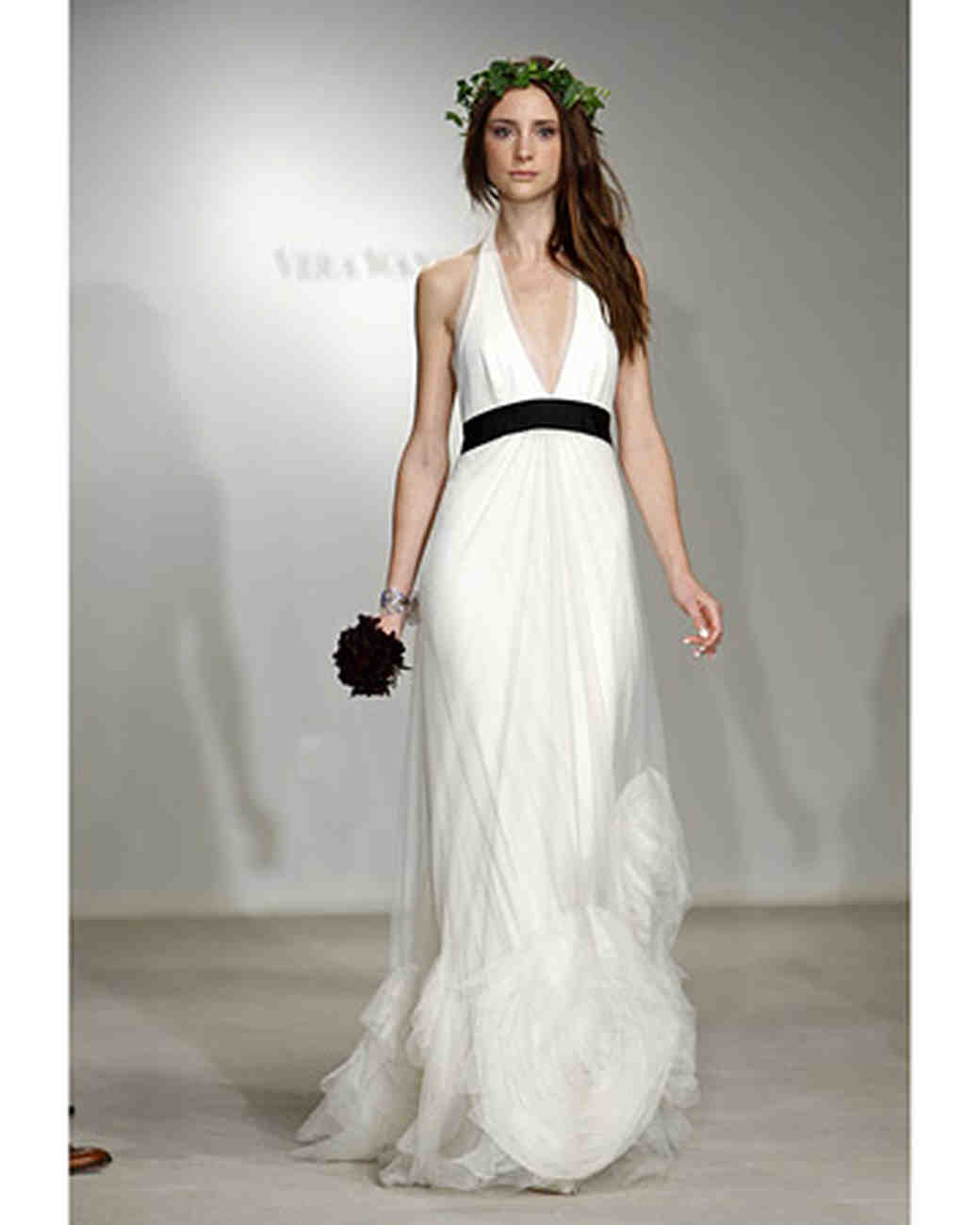 Vera wang spring 2009 bridal collection martha stewart weddings vera wang junglespirit Images