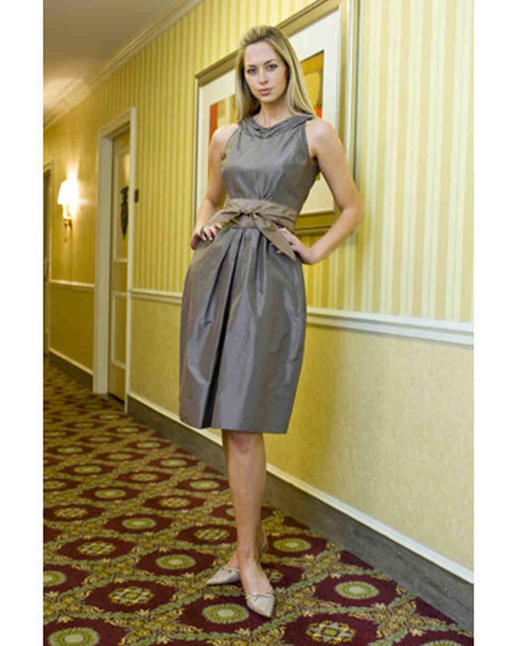 Beverly Siri, Fall 2008 Bridesmaid Collection