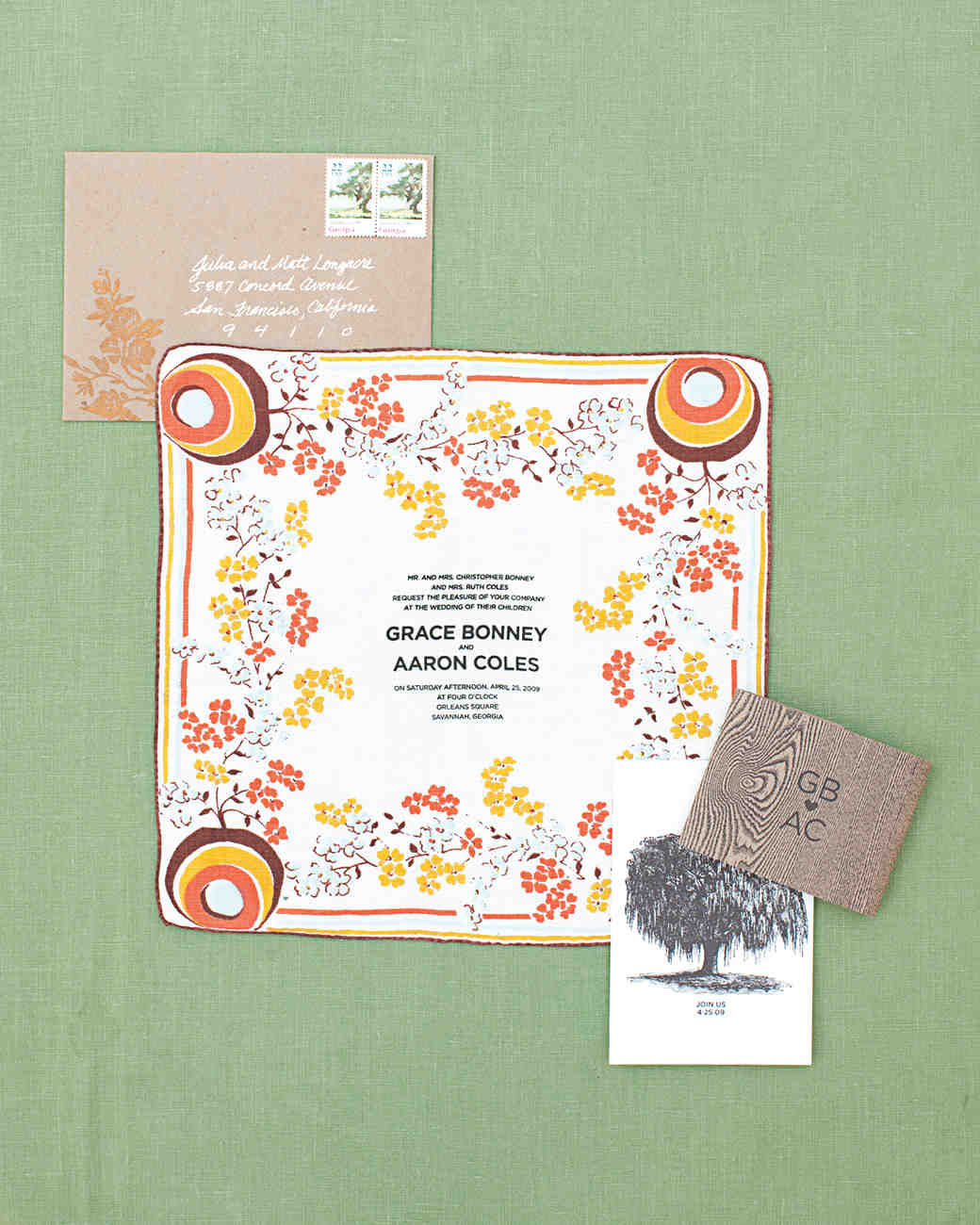 37 Destination Wedding Invitations from Real Weddings | Martha ...