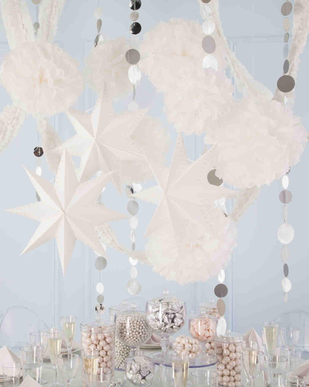 white wedding decorations and favors martha stewart weddings rh marthastewartweddings com