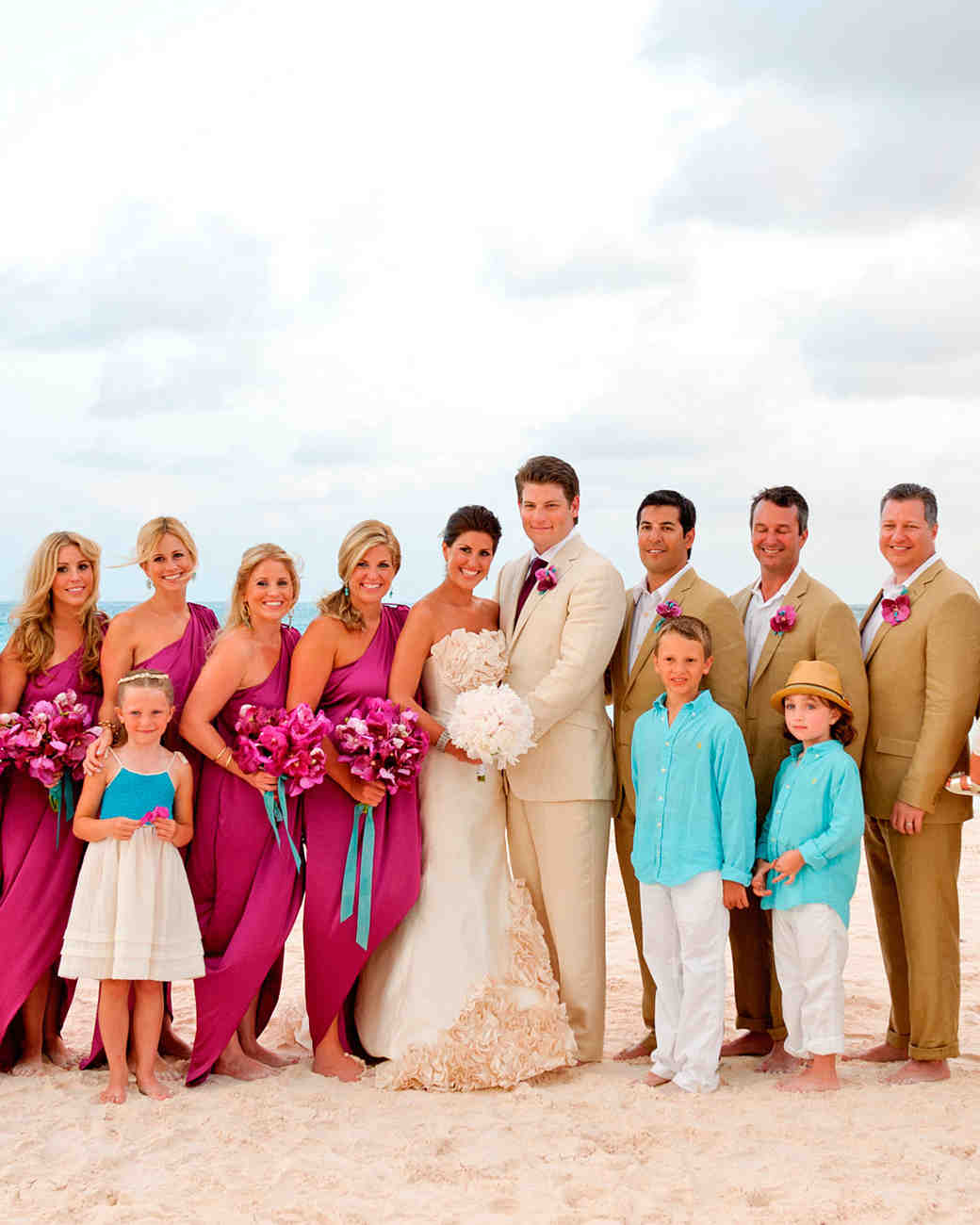 How to Choose Your Wedding Party