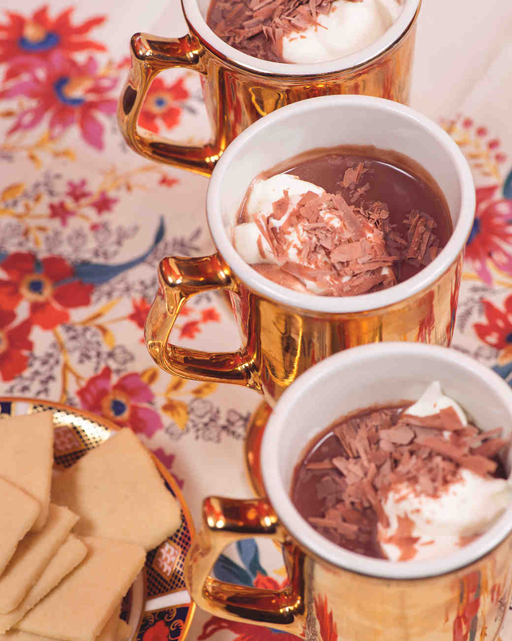 8 Ways to Serve Hot Chocolate at Your Winter Wedding