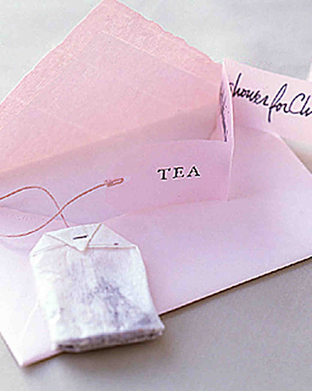 Bridal Shower Tea Party Ideas for a Sip-Worthy Celebration | Martha ...