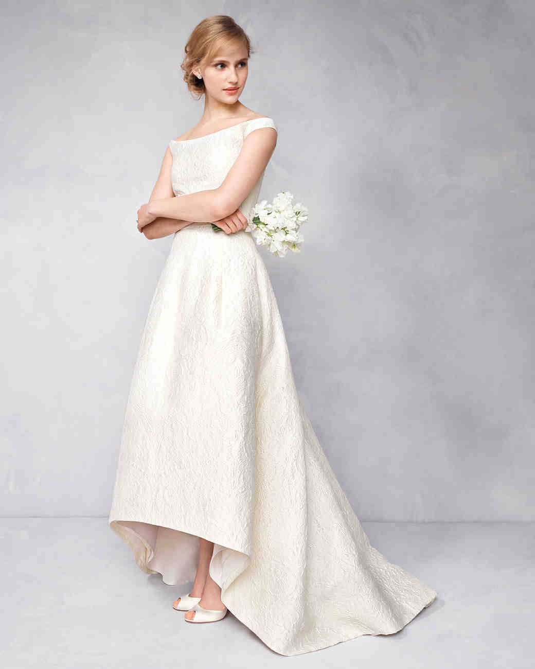 Wedding Dress Styles, Two Ways | Martha Stewart Weddings